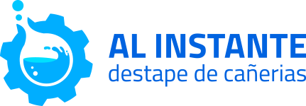 Destape de cañerias AL INSTANTE Logo